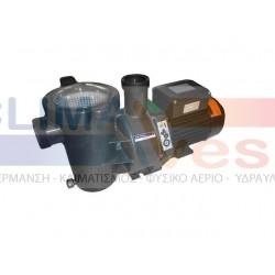 ΑΝΤΛΙΑ BOISE 230V 50HZ, 13 m3/h  μονοφασική για πισίνες