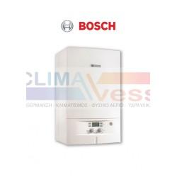 BOSCH CONDENS 2000 W - 24 kw (20.640 Kcal/H) λέβητας συμπύκνωσης φυσικού αερίου